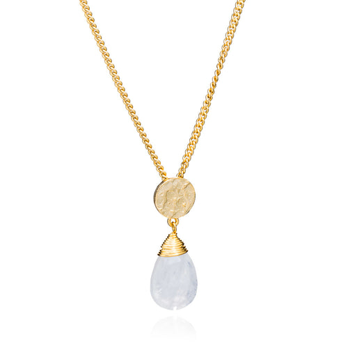 Kate Moonstone Necklace