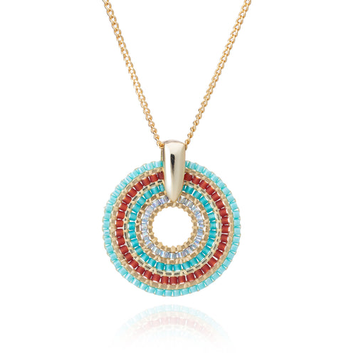 Toluca Pendant Necklace - Spirit
