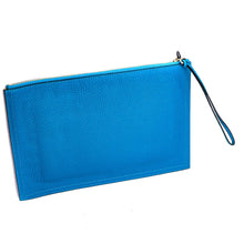 Envelope Clutch - Blue