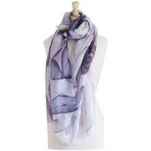 Butterfly Scarf - Lilac