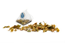 Load image into Gallery viewer, Marie Blue - 80 Individually Wrapped Tea Bags