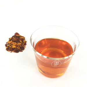 Our mini tea time glass