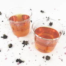 Load image into Gallery viewer, Our mini tea time glass