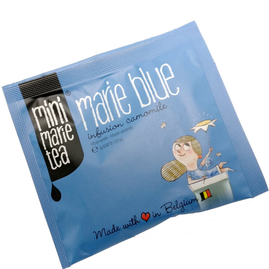 Marie Blue - 80 Individually Wrapped Tea Bags