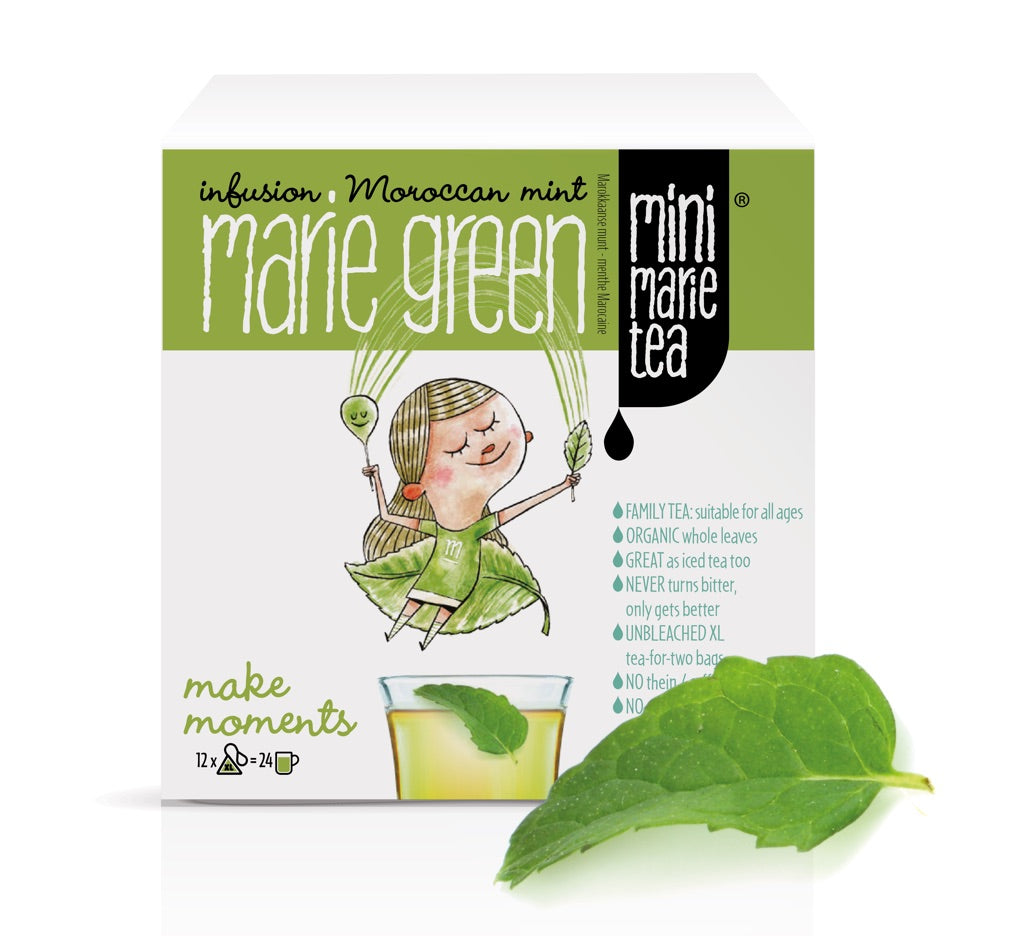 Marie Green - 12 XL Tea Bags