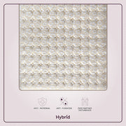 Hybrid Mattress with Memory Foam