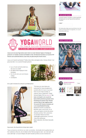 Yogaworld Aman.vas feature