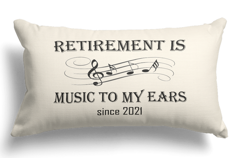 Retirement Is Music To My Ears Music Teacher Gift