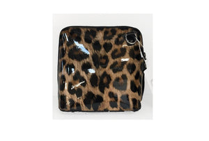 Danielle Animal Print Bucket Back