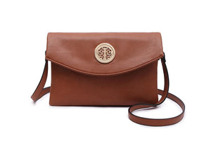 Mulberry Inspired Crossbody Bag