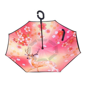 Upside Down Umbrellas - Lulu Bella Boutique