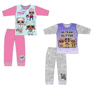 LOL Surprise Girls Pyjama Set Chill/Glitter - Lulu Bella Boutique