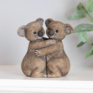 Do You Nose How Much I love You Koala Couple Ornament - Lulu Bella Boutique