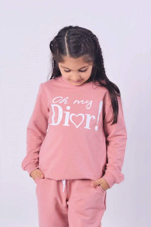 Charlie Childrens Oh My Dior Loungewear Set - Lulu Bella Boutique