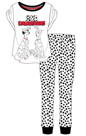 101 Dalmations Ladies PJ's - Lulu Bella Boutique