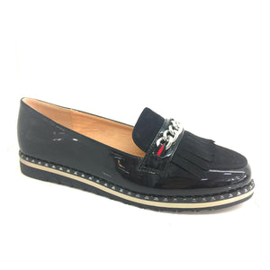 Gucci Inspired Buckle and Tassel Loafers - Lulu Bella Boutique