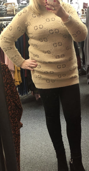 Gucci Inspired Jumper