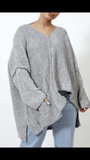 Sam Special Wool Blend Baggy Jumper - Lulu Bella Boutique