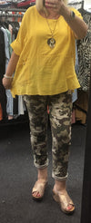 Miley Camouflage Magic Trousers - Lulu Bella Boutique