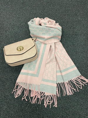 Imogen Gucci Inspired Scarf