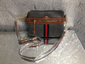 Gucci Inspired Crossbody Handbag