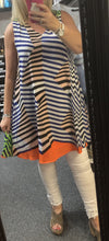 Stacey Striped Dress