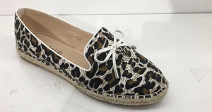 Laura Leopard Print Loafers - Lulu Bella Boutique