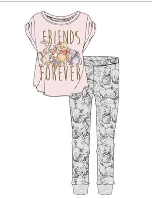 Friends Forever PJ's - Lulu Bella Boutique