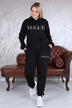 Vogue Curvy Loungewear Set