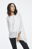 Get your hands on this gorgeous instant Lulu Bella Boutique favourite Batwing Top which comes with a free necklace!