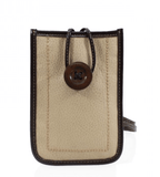 Button Phone Bag