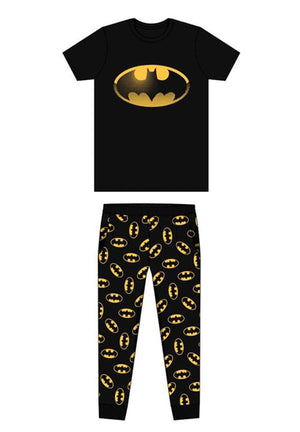 Mens Batman Pyjama Set - Lulu Bella Boutique