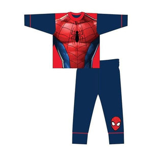 Boys Spiderman PJ's - Lulu Bella Boutique