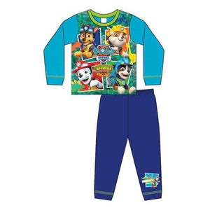 Boys Toddler Official Paw Patrol Dino Pyjamas - Lulu Bella Boutique