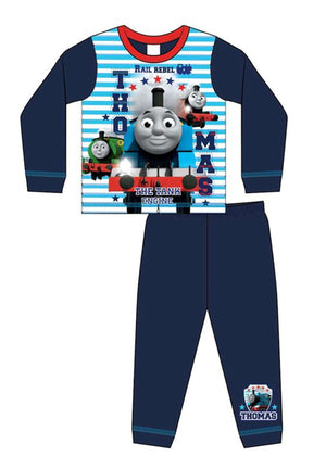 Boys Thomas The Tank Engine PJ's - Lulu Bella Boutique