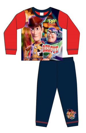 Boys Toddler Toy Story Rescue Squad Pyjamas - Lulu Bella Boutique
