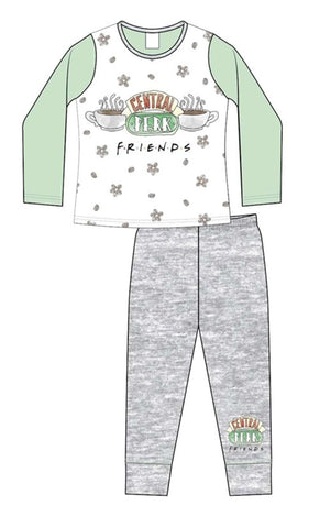 Girls Friends 'Central Perk' Pyjamas - Lulu Bella Boutique