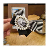 Audrey Hepburn/ Marilyn Monroe Brooches - Lulu Bella Boutique