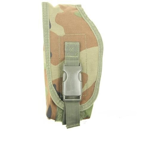 100 Round MOLLE Pod Pouch-Modern Combat Sports