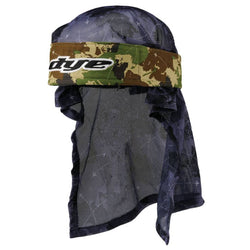 DYE Head Wrap - Global Camo