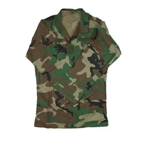 Woodland BDU Jacket 2X Large