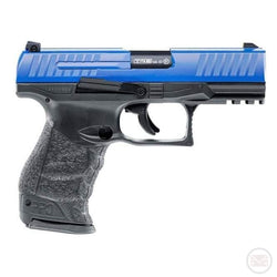 Blue Umarex Walther PPQ M2 .43 Cal Paintball Pistol