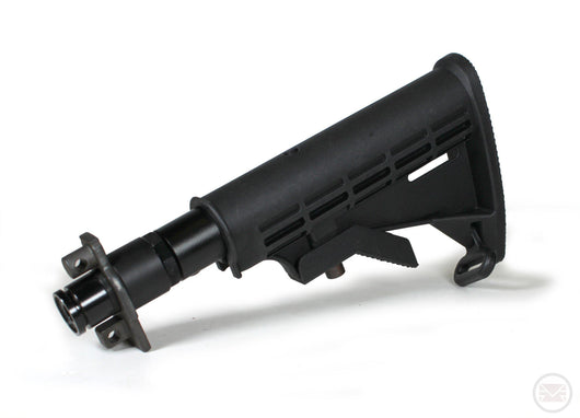 Buttstock with Metal Insert - fits Tippmann X7 / Phenom and Hurricane