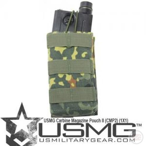 Carbine Magazine Pouch II (CMP2) (1X1) (German Flecktarn)