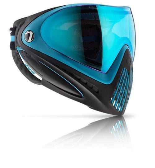 DYE i4 Paintball Mask - Powder Blue
