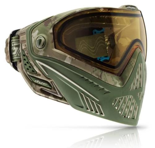 DYE i5 Camo Paintball Mask