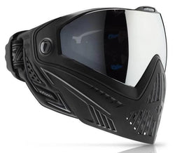 The Black Onyx Dye i5 goggle system is an aggressive, light weight mask, offering more protection, extra venting and better comfort than any other Paintball mask
