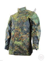 Fusion BDU Jacket (German Flecktarn) Large-Modern Combat Sports
