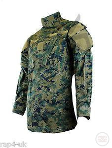Fusion BDU Jacket MARPAT (Digital Camo) 4X Large