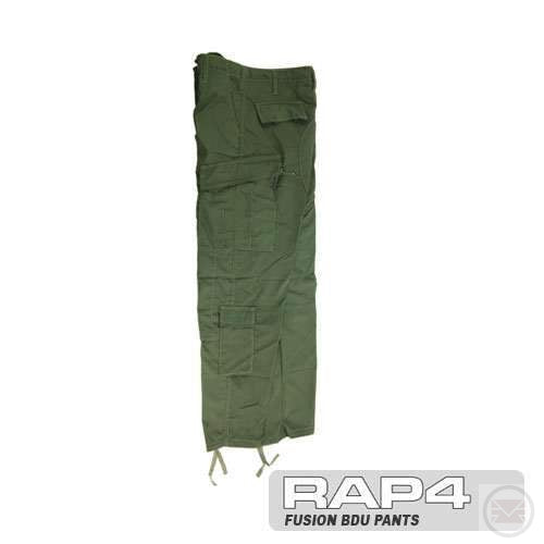 Fusion BDU Pants (Olive Drab) Small
